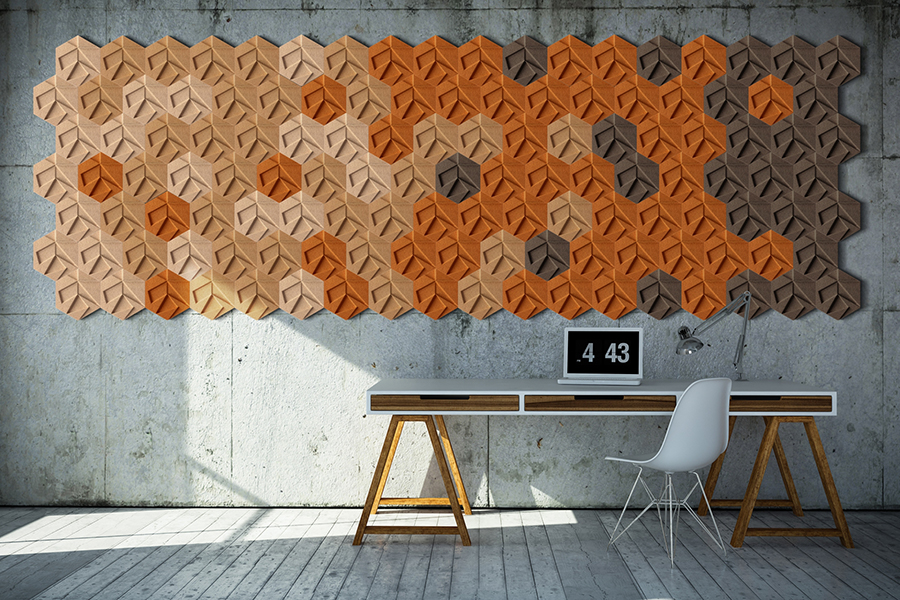 <strong>Muratto - Cork Wall Design</strong>